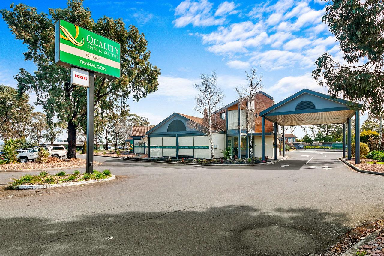 Quality Inn  Suites Traralgon - Tourism Bookings WA
