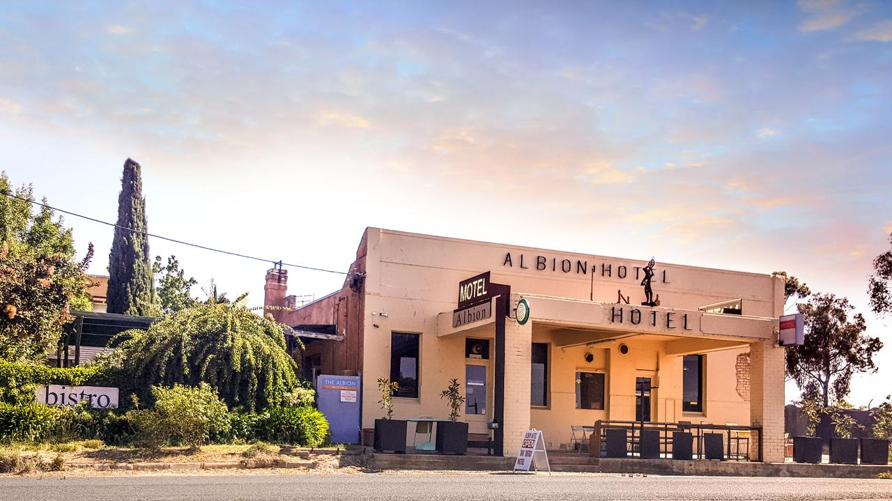 Albion Hotel and Motel Castlemaine - Tourism Bookings WA