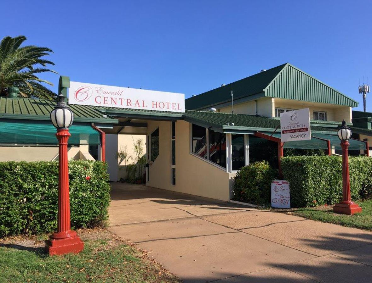 Emerald Central Hotel - Tourism Bookings WA