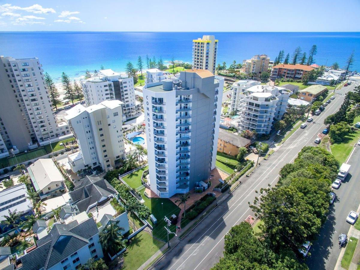 Rainbow Commodore Apartments - Tourism Bookings WA