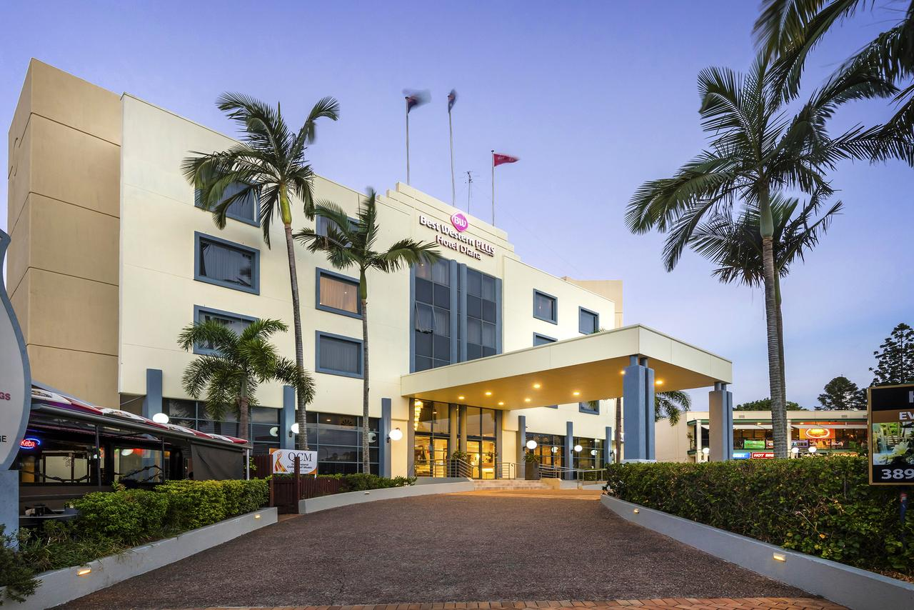 Best Western Plus Hotel Diana - Tourism Bookings WA